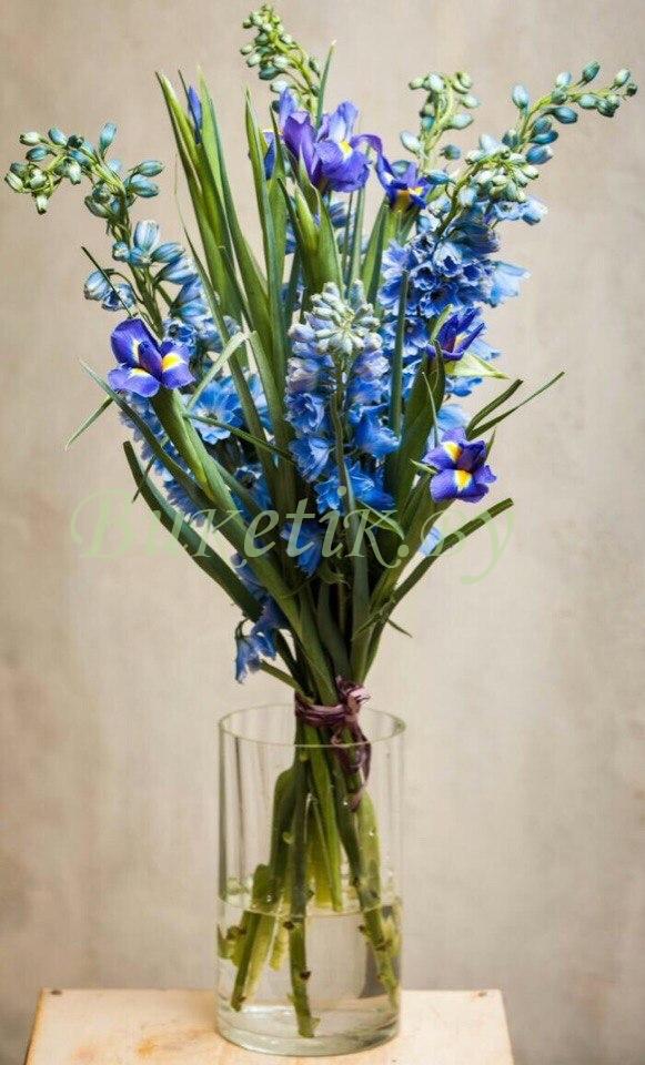 Синий стиль