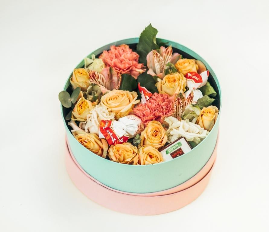 Легкое послевкусие цветы и сладости