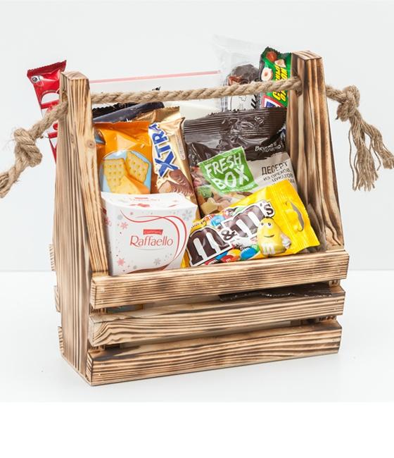 Ящик со сладостями