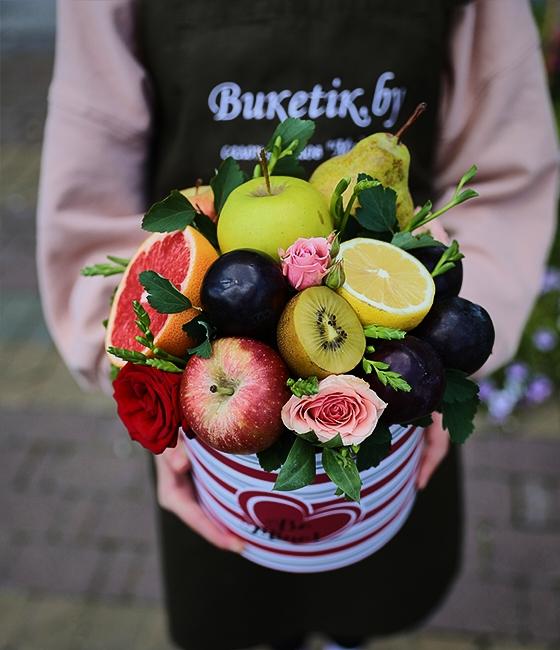 Композиция Летние фрукты